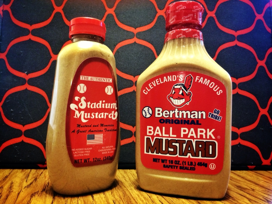 Stadium Mustard vs. Bertman's Original Ballpark Mustard: WHO WILL WIN?